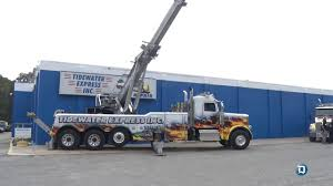 100 Tidewater Trucking TIDEWATER EXPRESS TOWING YouTube