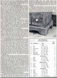Wood Apothecary Cabinet Plans by Apothecary Chest Plans U2022 Woodarchivist