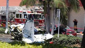5 Killed In Small-plane Crash Near South Coast Plaza Are Identified ...