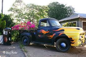Hanapepe Flower Truck Sunshower Flowertruck 010653