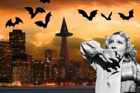 Haunted Uss Hornet Halloween by A Curbed Sf Halloween Curbed Sf