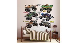 100 Monster Truck Decals Fathead Cartoon Jam S Collection Vinyl YouTube