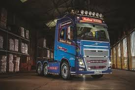 Richard King Haulage Says New Volvo Is