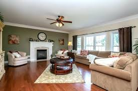 Family Room Accent Wall Ideas Home Interior Fireplace