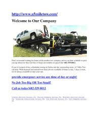 Calaméo - Towing & Wrecker Service Company Ad Roadside Assistance ... Tow Truck Operator Gunman Killed In Shootout Nbc 5 Dallasfort Worth Home Kw Wrecker Service Towing Roadside Mm Express 24 Hour Local Dallas Forth Worthtx Trucks Wraps Custom Striping Fleet Companies Welcome To World Recovery About Our Lifted Process Why Lift At Lewisville Rollback For Sale Texas Cheap Youtube Truck Funeral Procession Given Local Driver Tx Hours True 2018 Ford F150 Raptor 4x4 For Sale In D84341