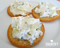 Hawaiian Electric Pumpkin Crunch Recipe by Cucumber Cream Cheese Spread The Country Cook