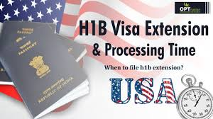 When To File H1B Extension? H1B Visa Extension Processing ... New H1b Sponsoring Desi Consultancies In The United States Recruiters Cant Ignore This Professionally Written Resume Uscis Rumes Premium Processing For All H1b Petions To Capsubject Rumes Certain Capexempt Usa Tv9 Us Premium Processing Of Visas Techgig 2017 Visa Requirements Fast In After 5month Halt Good News It Cos All H1