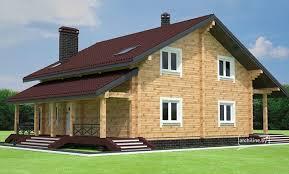 maison bois lamelle colle en bois lamellé collé projet ouest russe 177 m
