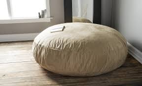 Perfect Giant Bean Bag Bed 73 On Interior Decor Home With