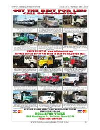 Truck And Equipment Post - Issue 10-11 Of 2010 By 1ClickAway - Issuu Tohatruck Hollistonnewcomersclub Two Hurt In Headon Crash News Milford Daily Ma 1970 Ford 600 Jackson Mn 116720632 Cmialucktradercom Holliston Mapionet 1980 Chevrolet Ck 10 For Sale Classiccarscom Cc1080277 Used Car Truck Van Suvs Dealer Classic Auto Sales 20 Cc1080278 Stations And Apparatus Car Dealer Medway Ashland Hopkinton Fleet Services Kings Of Pssure Worcester 2005 F750 Dump Trucks For On Buyllsearch Fringham Dealership