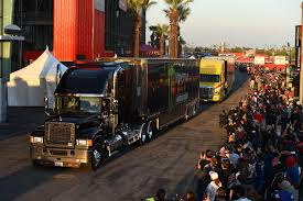 NASCAR Hauler Parade And Fanfest Will Take Place On March 15 At ... 2007 Ford F750 Terex Bt2857 14 Ton Crane Truck For Sale In East Coast Truck Auto Sales Inc Used Autos Fontana Ca 92337 2016 F150 Pick Up Truck Transwest Center Sa Trucks Fontana Meet 82513 Youtube Toyota Rb Auto 2008 Sterling Lt9500 Effer 340116s 13 Man Shot By Police After Fleeing Traffic Stop Had Gun Update Firefighter Is Injured During Incident Which Tec Equipment On Twitter The Mack Anthem Tour Has Arrived At The Rush Centers To Sponsor Clint Bowyer This Weekend
