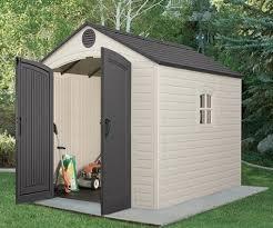 Home Depot Shelterlogic Sheds by Fancy Lifetime 8 X 10 Ft Outdoor Storage Shed 46 For Shelterlogic