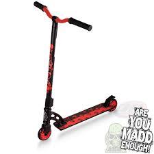 Madd MGP VX2 Pro Scooter Black