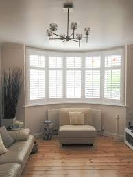 Some Amazing Shutters In A Bay Window