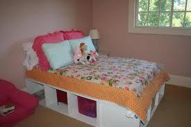 diy pretty practical platform bed that u0027s vandy