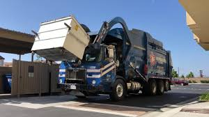 100 Garbage Truck Youtube BLUE TRUCKS BLUE SKIES Republic Services YouTube