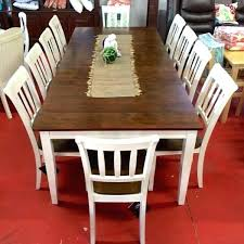 Dining Table Seats 10 Amazing Decoration Square With Regard To For Decorations 5
