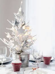 Small Festive Christmas Trees Ideas For Decorating