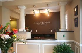 Murray Guari Reception Area