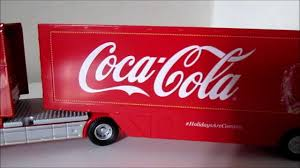 A Look At The Coca Cola Christmas Diecast Truck By Oxford Diecast ... 164 Diecast Toy Cars Tomica Isuzu Elf Cacola Truck Diecast Hunter Regular Cocacola Trucks Richard Opfer Auctioneering Inc Schmidt Collection Of Cacola Coca Cola Delivery Trucks Collection Xdersbrian Vintage Lego Ideas Product Shop A Metalcraft Toy Delivery Truck With Every Bottle Lledo Coke Soda Pop Beverage Packard Van Original Budgie Toys Crate Of Coca Cola Wanted 1947 Store 1998 Holiday Caravan Semi Mint In Box Limited