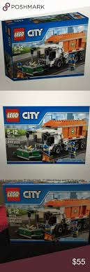 LEGO CITY Garbage Truck 60118-NEW. 248 Pcs | Garbage Truck, Lego ... Lego City 4432 Garbage Truck In Royal Wootton Bassett Wiltshire City 30313 Polybag Minifigure Gotminifigures Garbage Truck From Conradcom Toy Story 7599 Getaway Matnito Detoyz Shop 2015 Lego 60073 Service Ebay Set 60118 Juniors 7998 Heavy Hauler Double Dump 2007 Youtube Juniors Easy To Built 10680 Aquarius Age Sagl Recycling Online For Toys New Zealand
