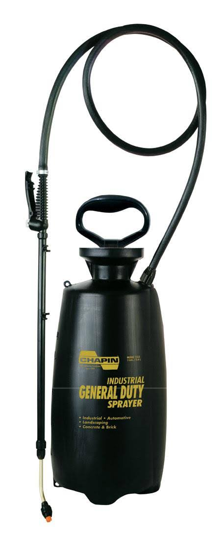 Chapin Industrial 3 Gallon Poly General Duty Sprayer