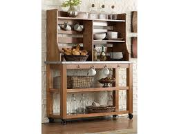 Liberty Furniture Server And Hutch 119 CD SH