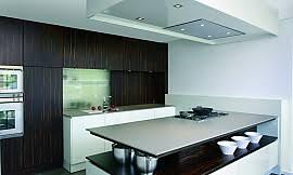 moderne u form küche