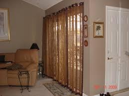 Patio Door Curtain Ideas by Patio Ideas Patio Door Curtain Panel With Bamboo Curtain Ideas
