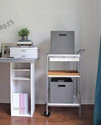 Ikea Computer Desk Hack by Ikea Hack Desk Diy For Under 60