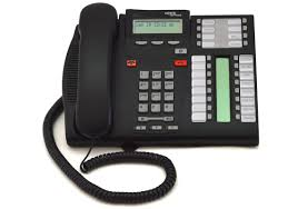Nortel - T7316E - Charcoal Telephone (NT8B27J) - Wholesale Telecom ...