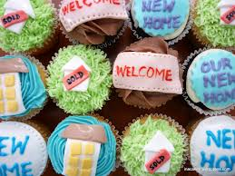 Housewarming Cupcakes Ina Cakes