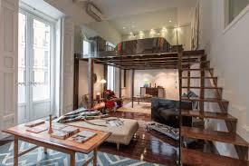 100 Loft Apartment Interior Design Unique Artistic In Madrid IArch