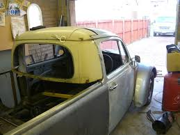 For Sale Unfinished Beetle Pickup Project - VW Forum - VZi ...