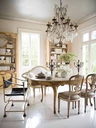 If You Still Want To Instigate The Power Of Classic Style Look No Further While Having A Modern Touch This French Dining Room Idea Comes Kill All