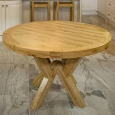 Kingston Oak 1.5m Round Table