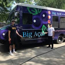 Big Acai Bowls - Des Moines Food Trucks - Roaming Hunger