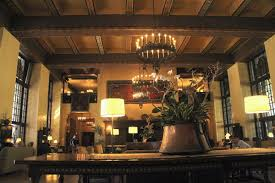Wawona Hotel Dining Room by Alangalindez Com