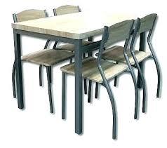table de cuisine avec chaise encastrable table a manger avec chaise table cuisine chaise encastrable table