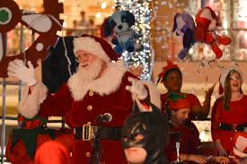 Nbc Christmas Tree Lighting 2014 by Families Gather For 2016 Riverchase Galleria Tree Lighting