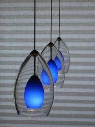 pendant lighting ideas best blue pendant lights kitchen aqua blue