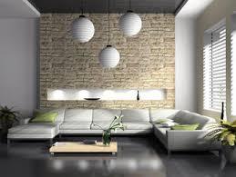 ᐅ steinwand aus stein steinplatten wohnzimmer küche