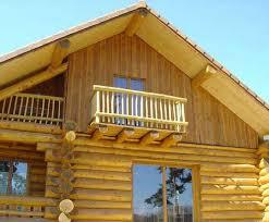chalet en rondin en kit maisons et chalet en rondin de bois en kit annuaire de la