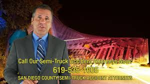 Vista CA Semi-truck Accident Lawyers Personal Injury Lawyers - YouTube