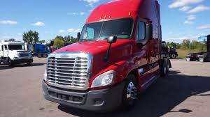 99 Paper Truck Freightliner 2011 FREIGHTLINER CASCADIA 113 For Sale YouTube