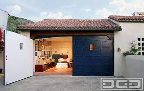 Los Angeles Real Out Swing Carriage Doors designed crafted