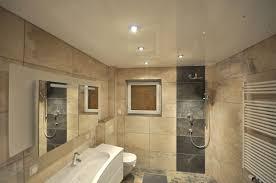 spanndecken im badezimmer spanndecken duesseldorf dortmund