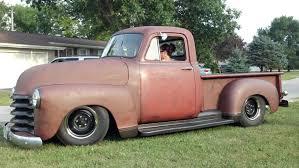 100 1950 Chevy Truck Frame Swap RatRod S10 Frame Rat Rod My Dream Garage Pinterest