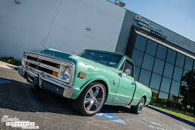 100 Classic Industries Chevy Truck 1968 CST Top Of The Line