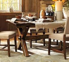 Marvelous Design Pottery Barn Dining Room Tables Table With Lovely Home Color